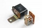 Коммутационное реле 528 (реле включения звукового сигнала)