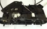 Блок печки (Контроллер системы автоматического управления отопителем) ВАЗ 2123