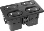 Блок управления стеклоподъемником ВАЗ 2110  4 кнопки