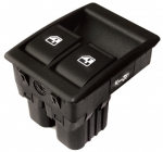 Блок управления стеклоподъемником Гранта норма (2 кнопки)