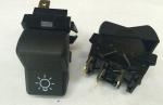 Выключатель габаритов ВАЗ 2106 (3-х клемный)