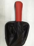 Ручка КПП с чехлом ВАЗ 2110 цвет красный