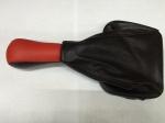 Ручка КПП с чехлом ВАЗ 2115 цвет красный