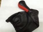 Ручка КПП с чехлом ВАЗ 2107 цвет красный